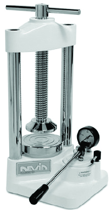NVN Hydraulic Denture Flask press #833