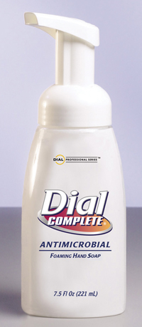 DIL Dial Complete Foaming Hand Wash w/Pump